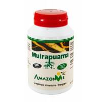 Muirapuama, pot de 120 gélules (végétales) dosées à 500 mg