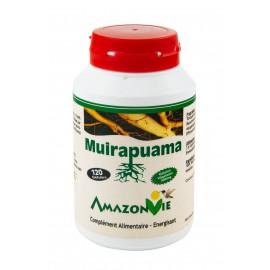 Muirapuama 120 gélules végétales