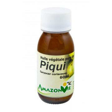 Huile de Piqui en flacon de 60 ml