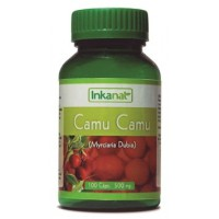 Camu Camu pot de 100 gélules de 500 mg