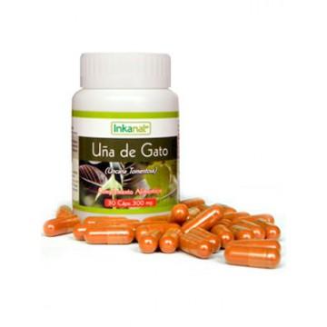 Unha de Gato (Griffe de Chat) pack de 3 pots de 60 gélules de 300 mg