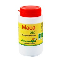 Pack de 3 pots de 100 gélules de Maca Bio