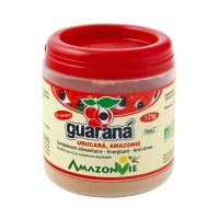 Guarana bio 125 g de poudre compléments