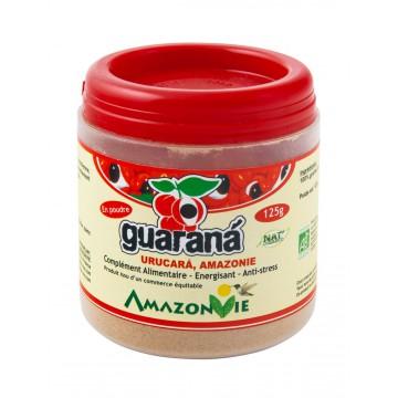Guarana Bio 100 g de poudre