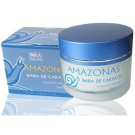 Crème bave (sécrétion) d'escargot d'Amazonie 50 g