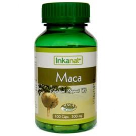 Maca Bio jaune 100 gélules végétales