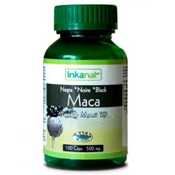 Maca Bio noire 100 gélules végétales