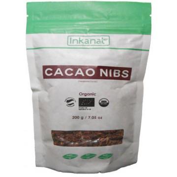 Cacao cru Bio nibs (pépites) 200 g