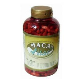 Maca Jaune Bio gélatinisées 360 gélules végétales de 500 mg