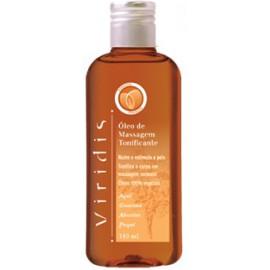 Huile de Massage Tonifiante Viridis, 140 ml