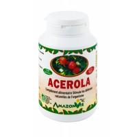Acérola Bio, pot de 120 gélules de 400mg