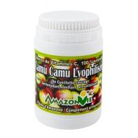"""""""Camu Camu"""" lyophilisée, pot de 100 grs de poudre, de cueillette sauvage"""