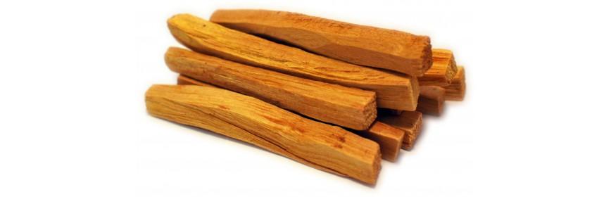 Palo Santo en batonnets ou huile essentielle