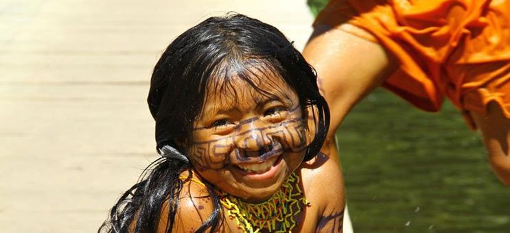 Savoir ancestral des Amérindiens de l'Amazonie